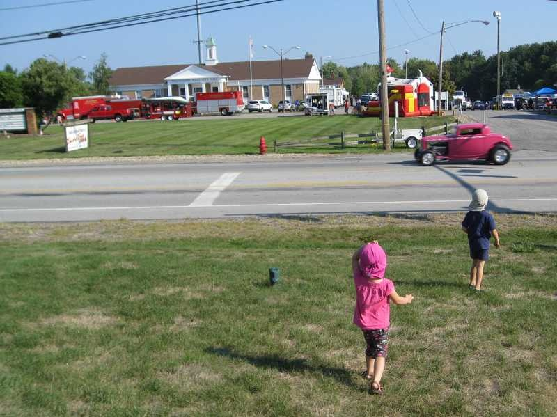 Willoughby Hills Touch A Truck 2012 Life Lyn Style